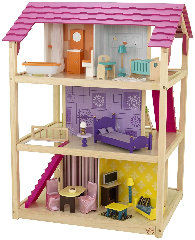 kidkraft dollhouse furniture