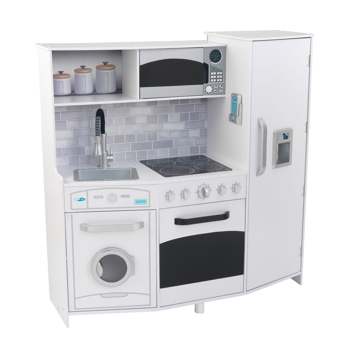 kidkraft large play kitchen