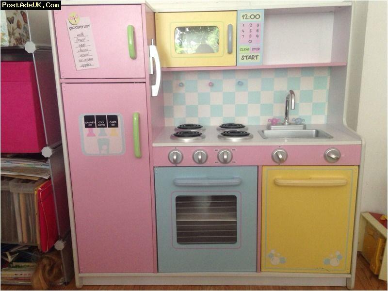 kidkraft large pastel kitchen 13677 11