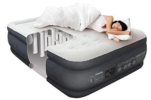 King Koil Full Size Luxury Raised Air Mattress King Koil Queen Size Luxury Raised Air Mattress Best