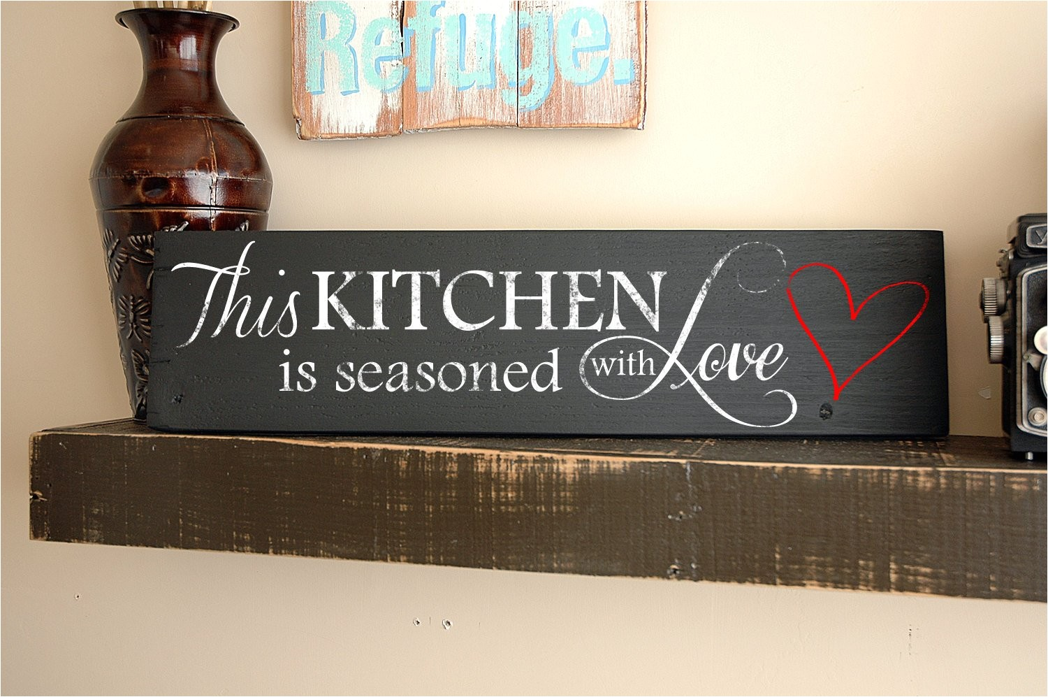 christian wall plaques with quotes