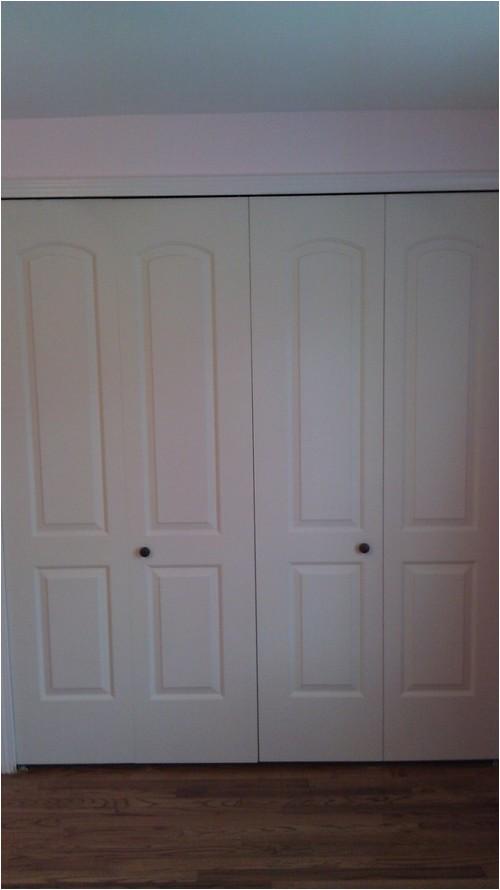 Knob Placement On A Bifold Door Bifold Door Knob Placement