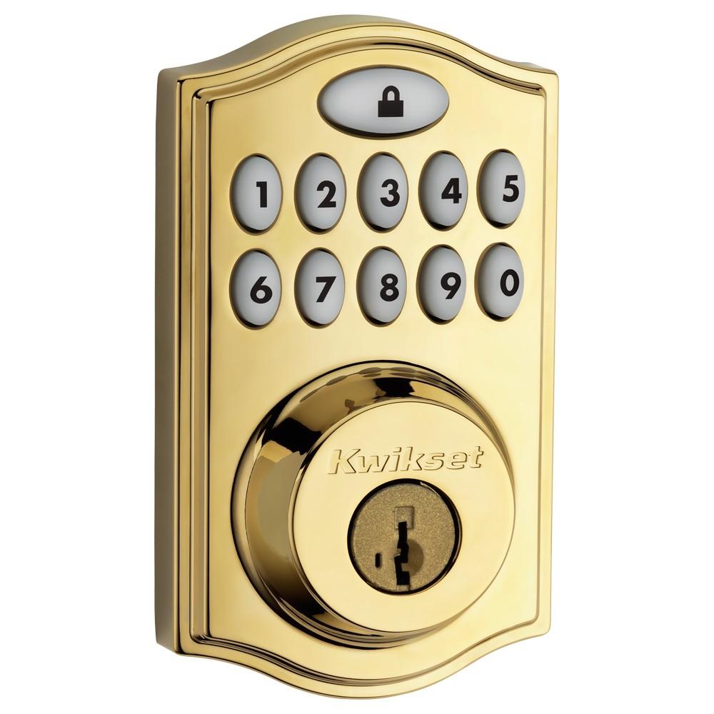 kwikset smartcode 914 series zigbee deadbolt kw99140x