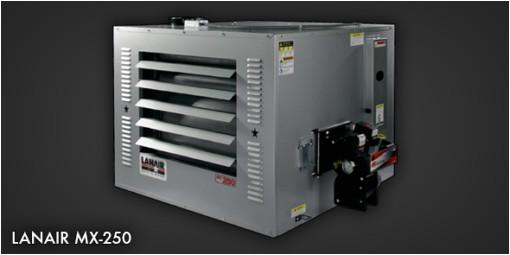 lanair mx 250 heater