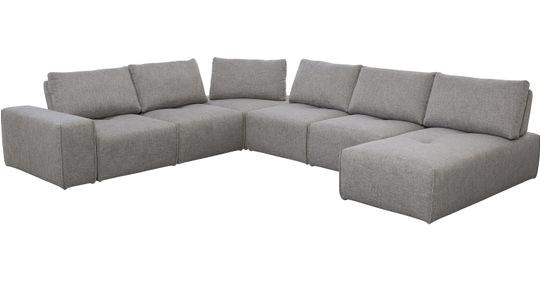 lucan gray 5 pc living room 1115256p