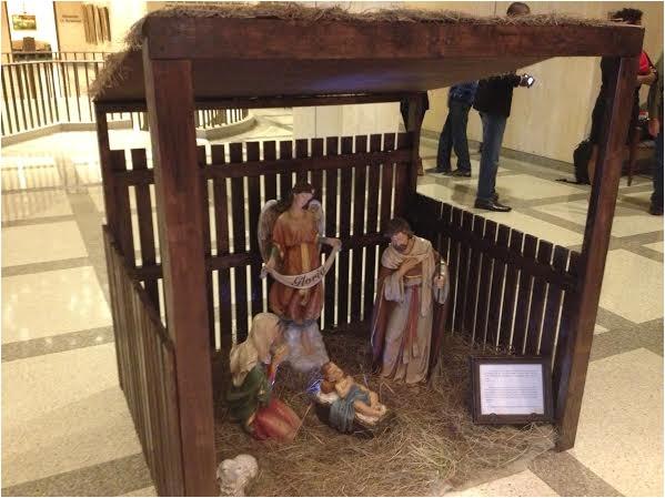 hobby lobby outdoor nativity sets