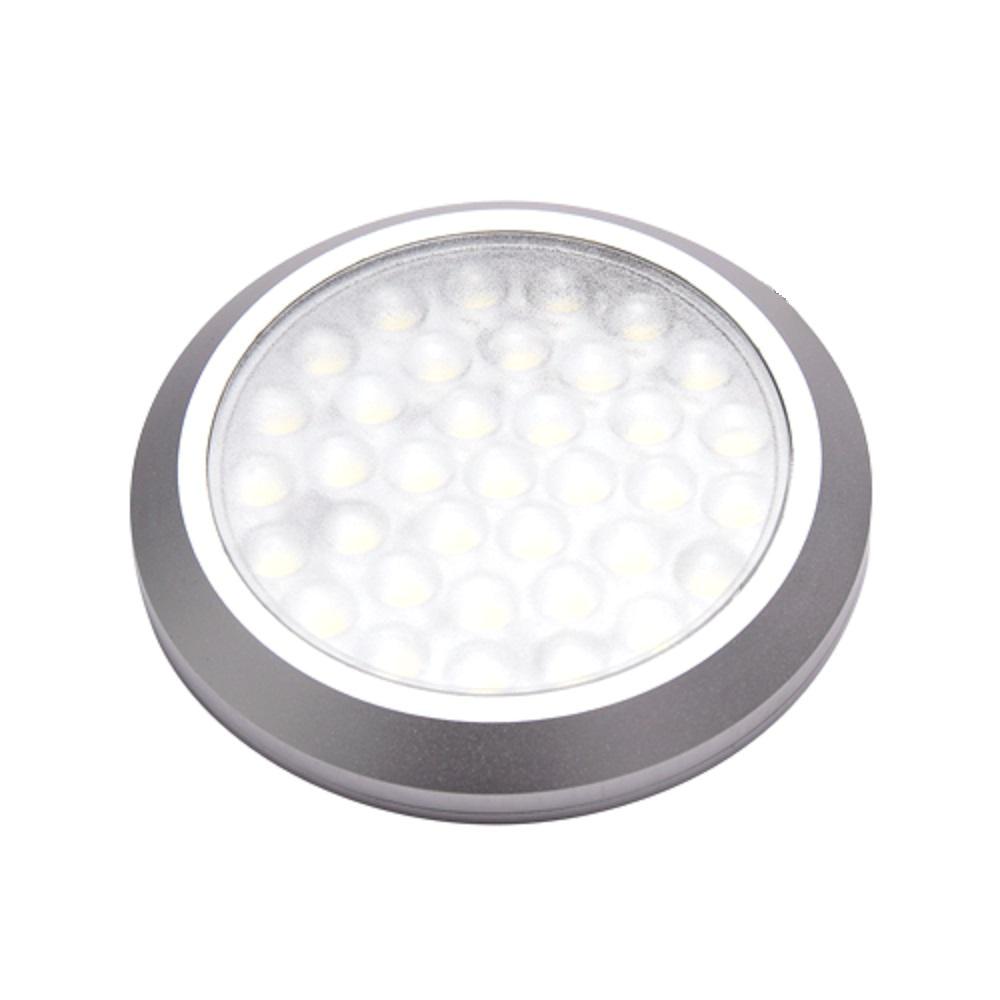led puck lights 120v home depot