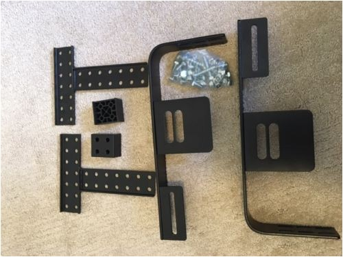 serta adjustable bed remotes or headboard brackets