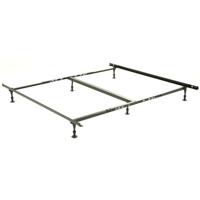 leggett platt harvard bed frames w no headboard brackets queenkingcal king 6 leg minimum of 2 per order p 18070
