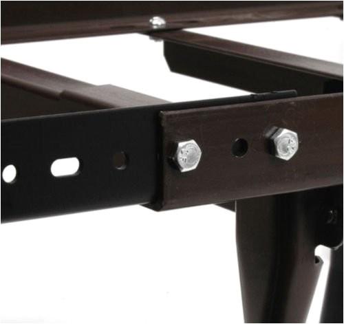 leggett platt bed frame footboard extension brackets adapters set twinfullqueenking