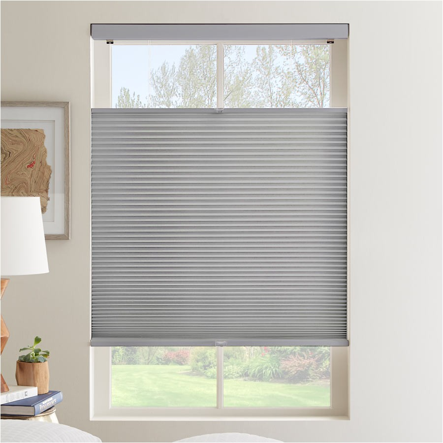 alluring cellular shade plus signature top down bottom up shades selectblinds com how to install bali outside mount as your