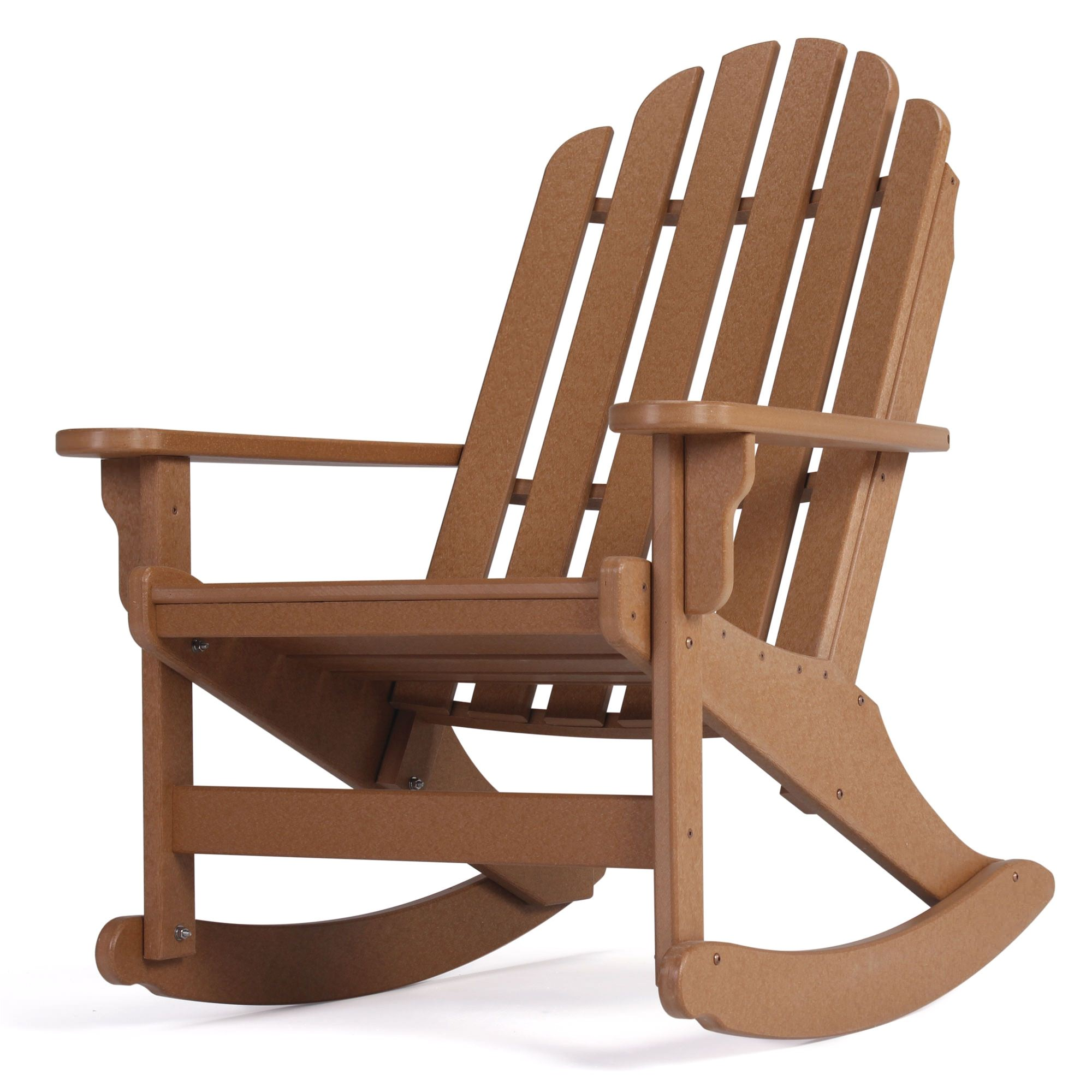 agreeable lifetime adirondack chair white