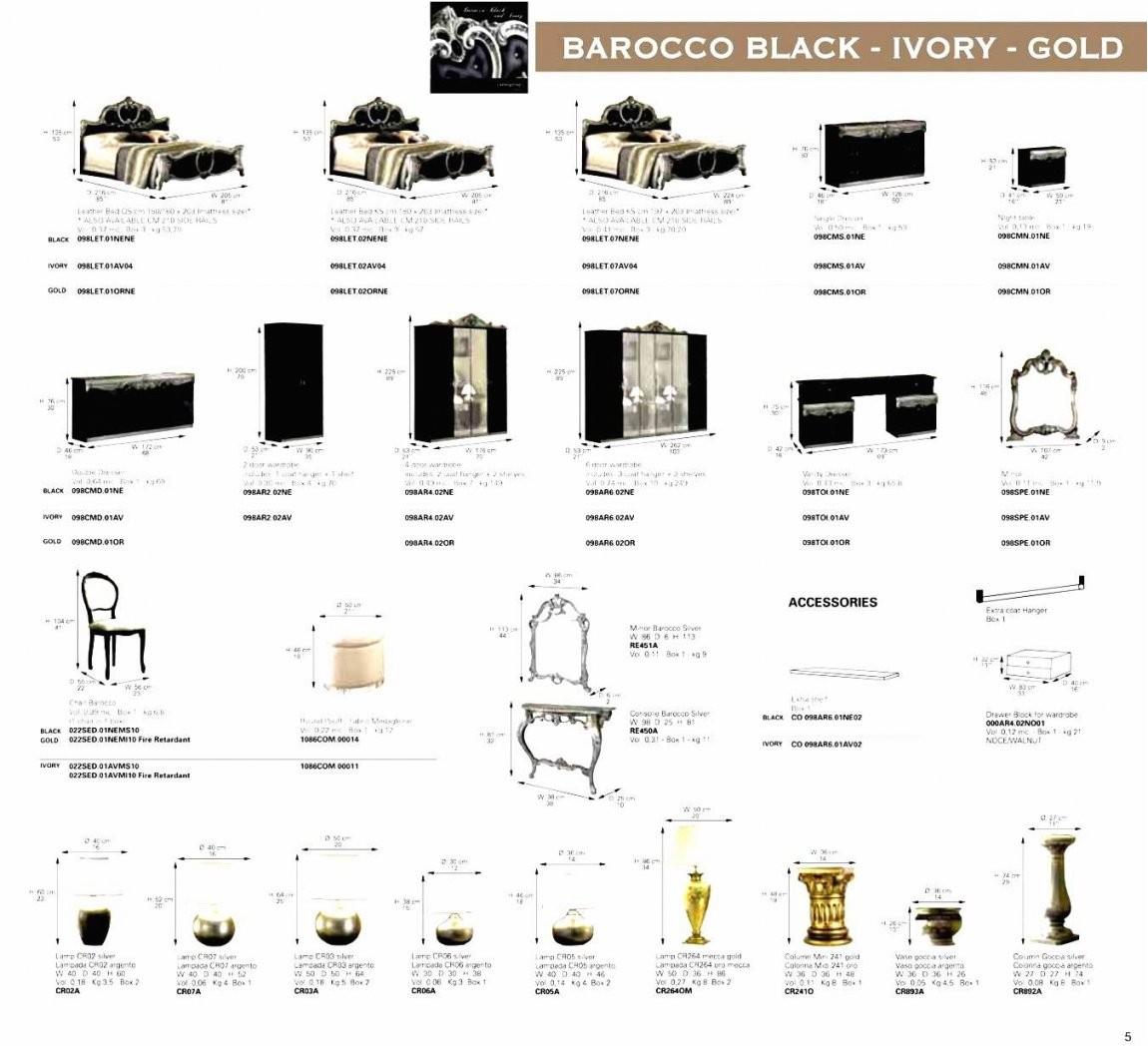list of bedroom items