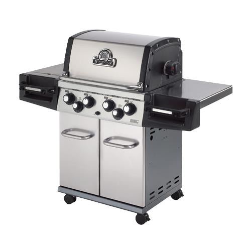 Longest Lasting Gas Grill Huntington 656584 Gas Grill with Side Burner and