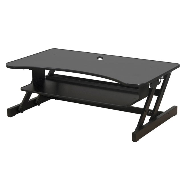 llr99759 deluxe adjustable desk riser