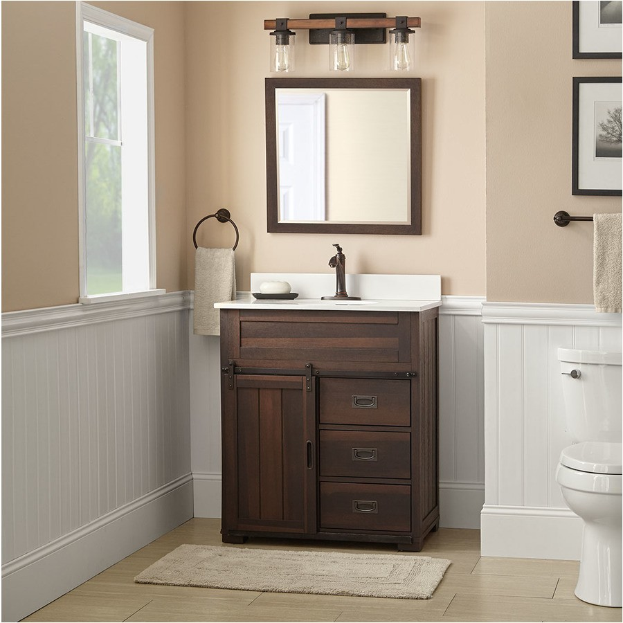 simple bathroom vanity lowes design to fit every bathroom size