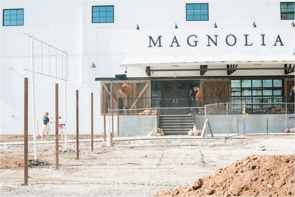 magnolia market at the silos surprise soft opening