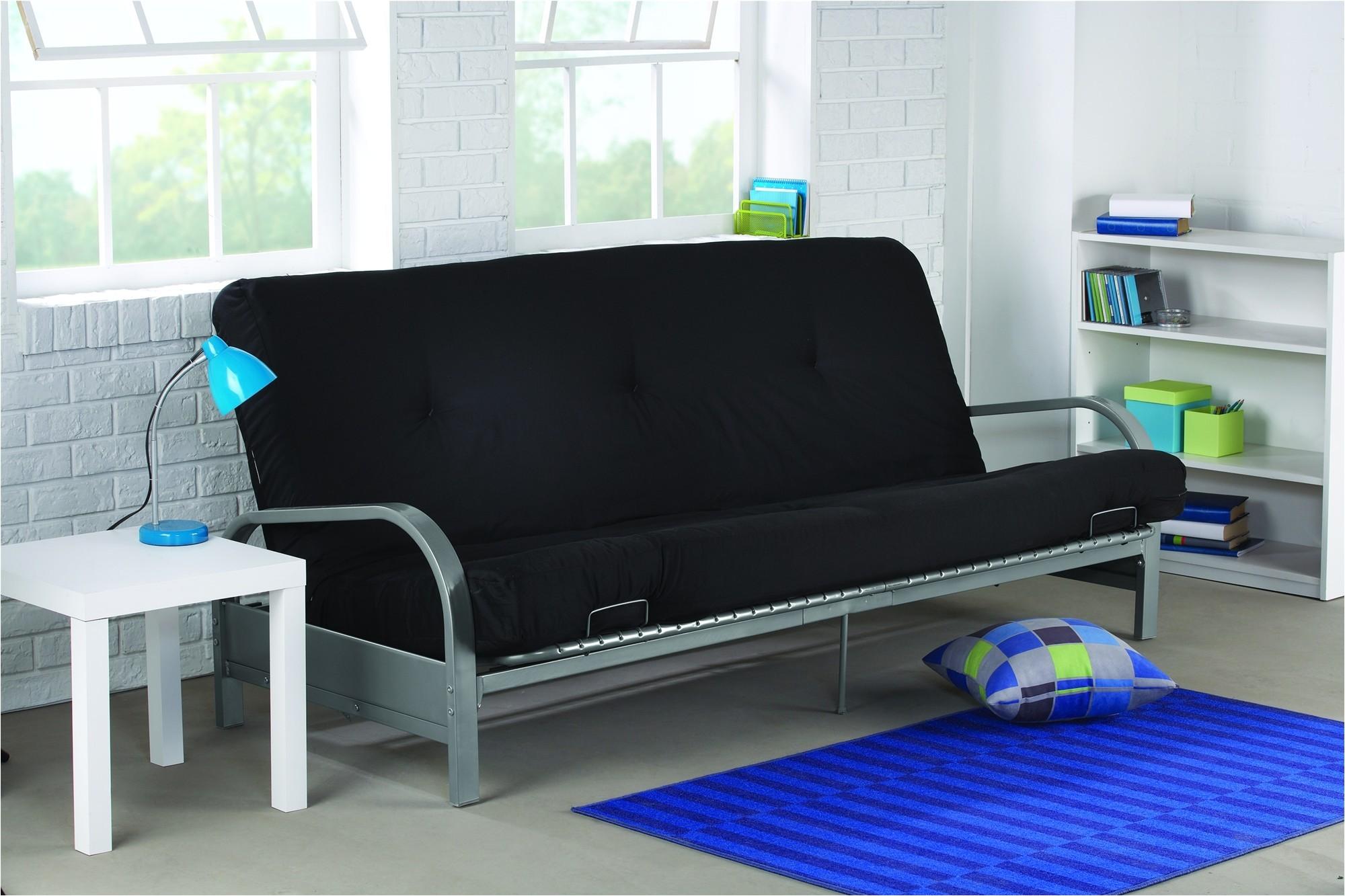 mainstays metal arm futon assembly instruction
