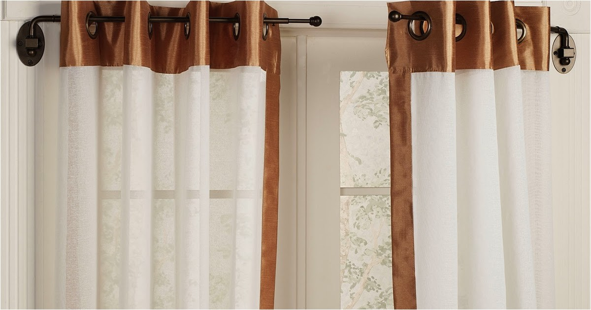 swing arm curtain rods window coverings