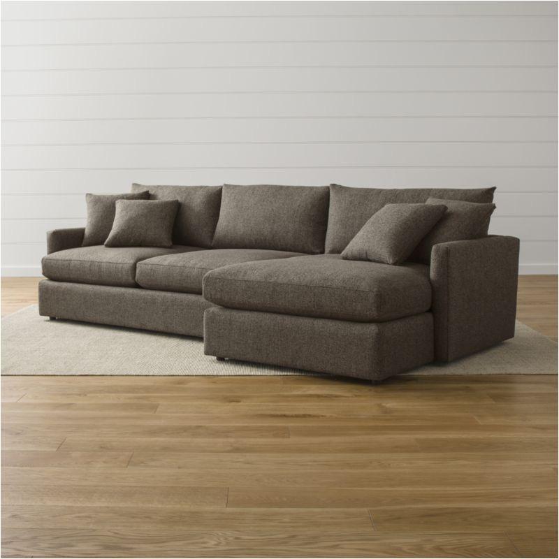 Malakoff 2 Pc Sectional 2pc Sectional sofa Keegan 90 2 Piece Fabric Sectional sofa