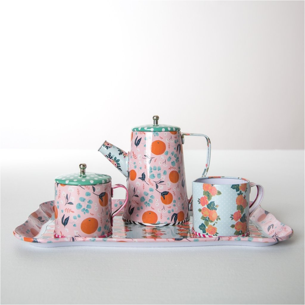 picnic tea party set