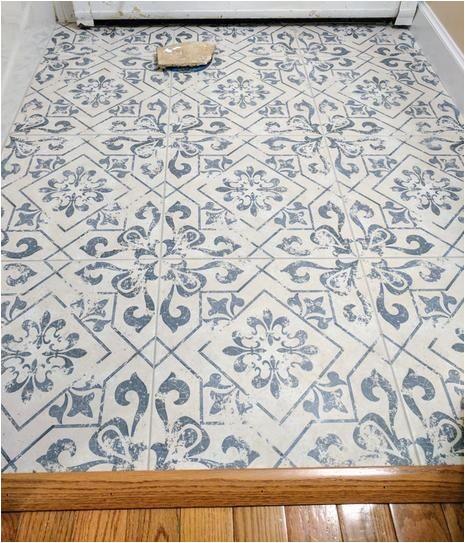 Merola Tile Lotto Cobalto Merola Tile Lotto Cobalto 17 3 4 In X 17 3 4 In Ceramic