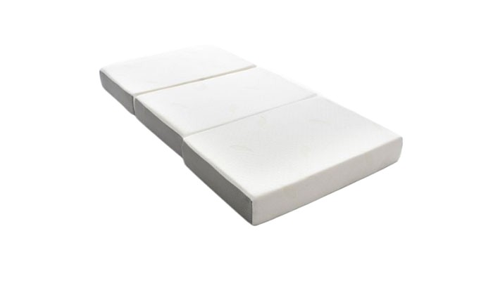 Milliard 6-inch Memory Foam Tri-fold Mattress Canada Milliard 6 Inch Memory Foam Tri Fold Mattress Review