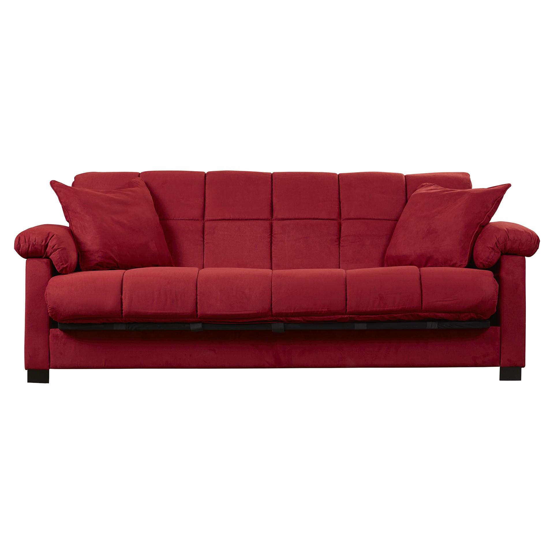 andover mills minter upholstered sleeper sofa ando1737 ando1737
