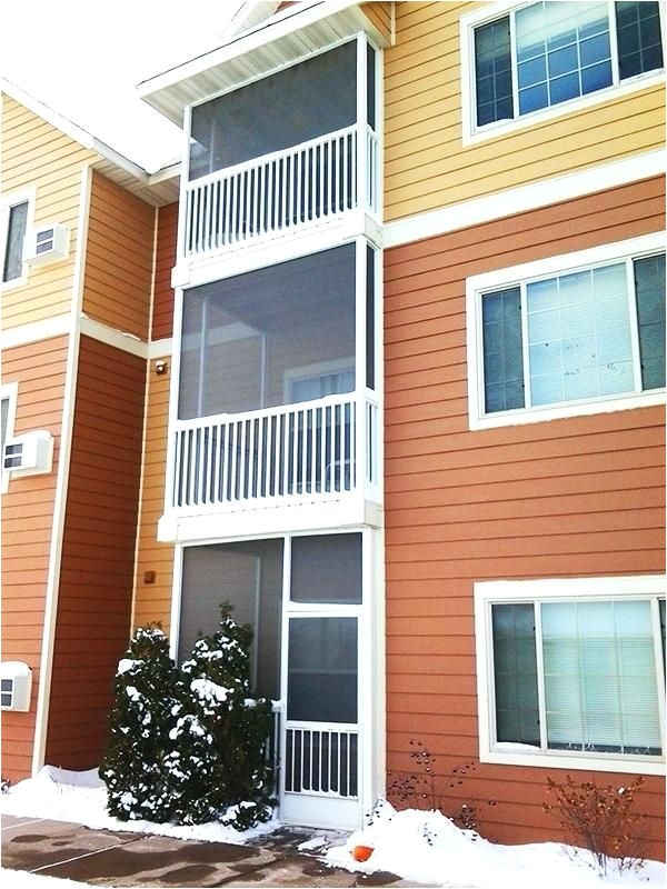 patio screens for apartments