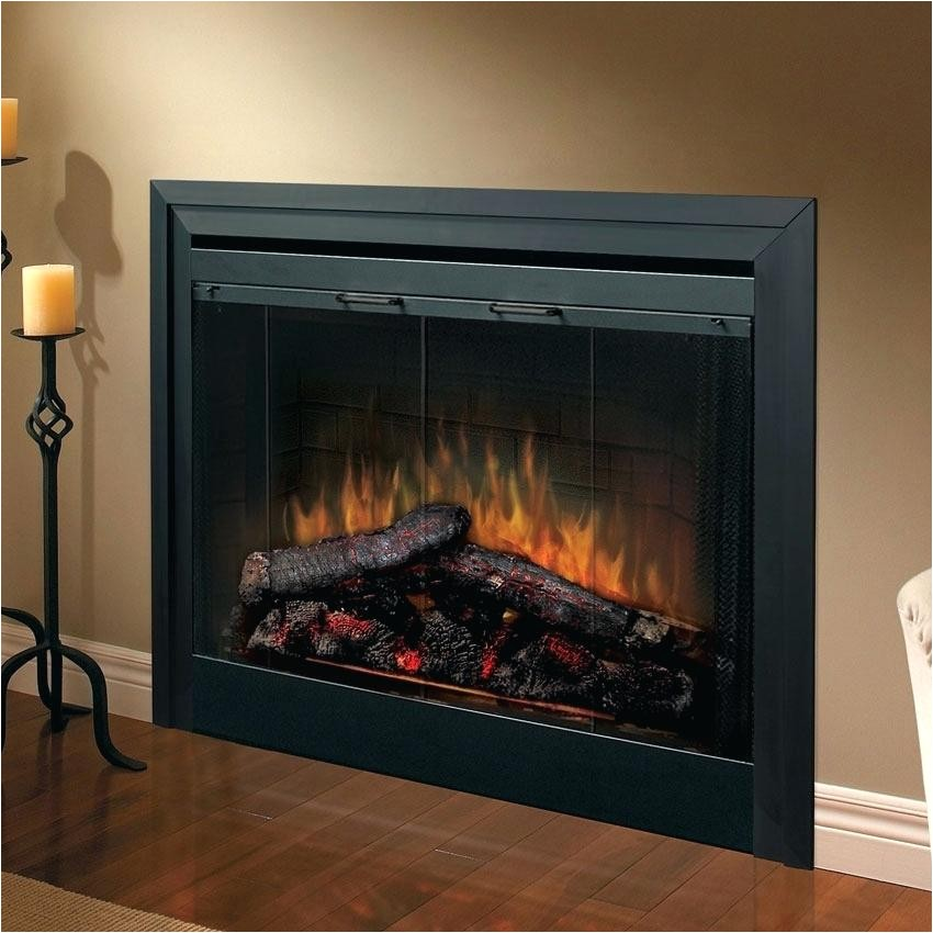 best of most realistic electric fireplace decor