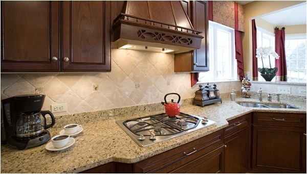 new venetian gold granite modern kitchen