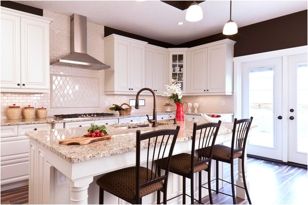 new venetian gold granite modern kitchen