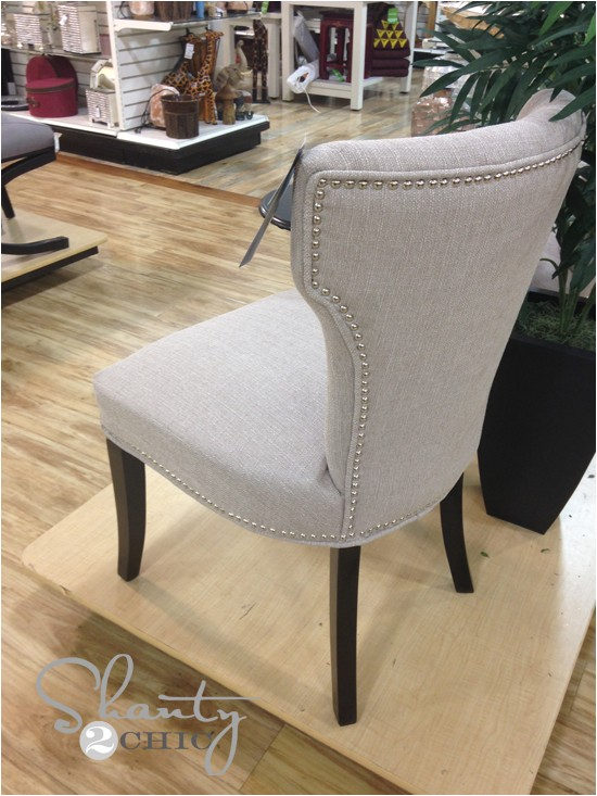 Nicole Miller Dining Chairs Homegoods Giveaway Shanty 2 Chic