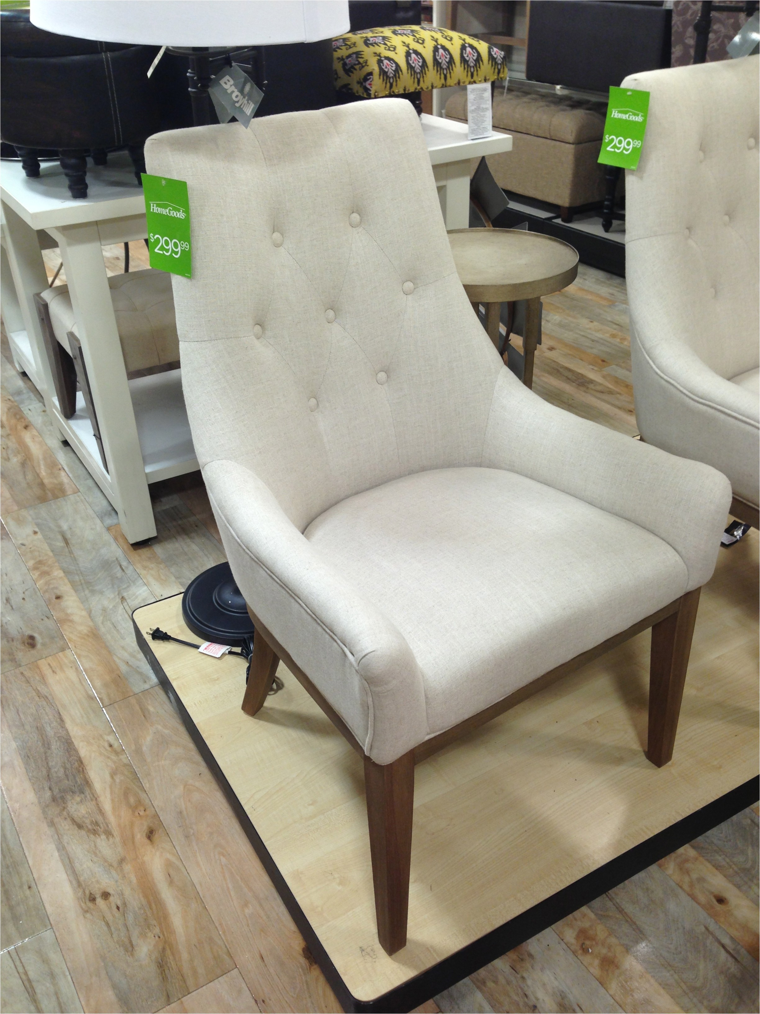 Nicole Miller Grey Dining Chairs Homegoods the Oversized Edition