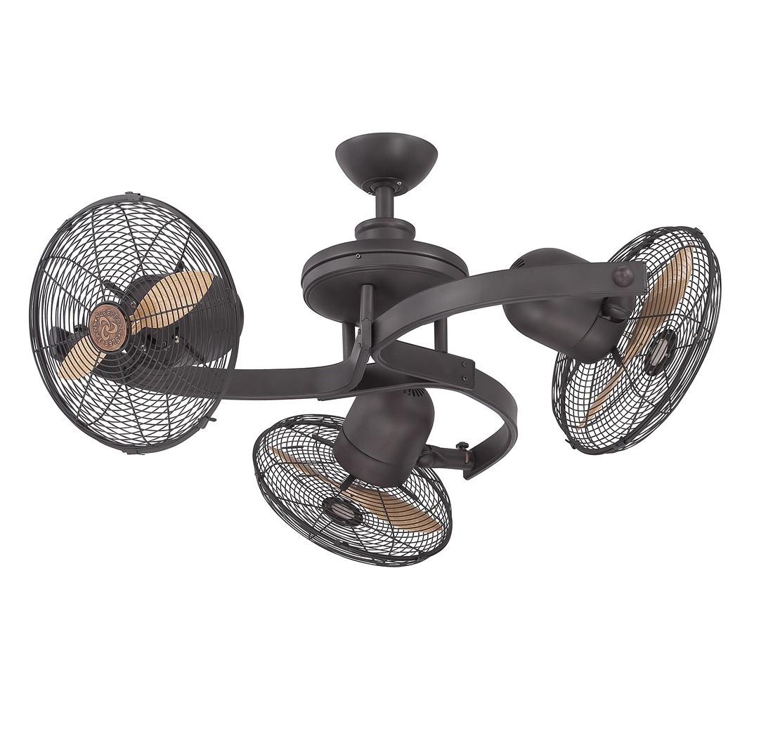 circulaire 3 headed ceiling fan