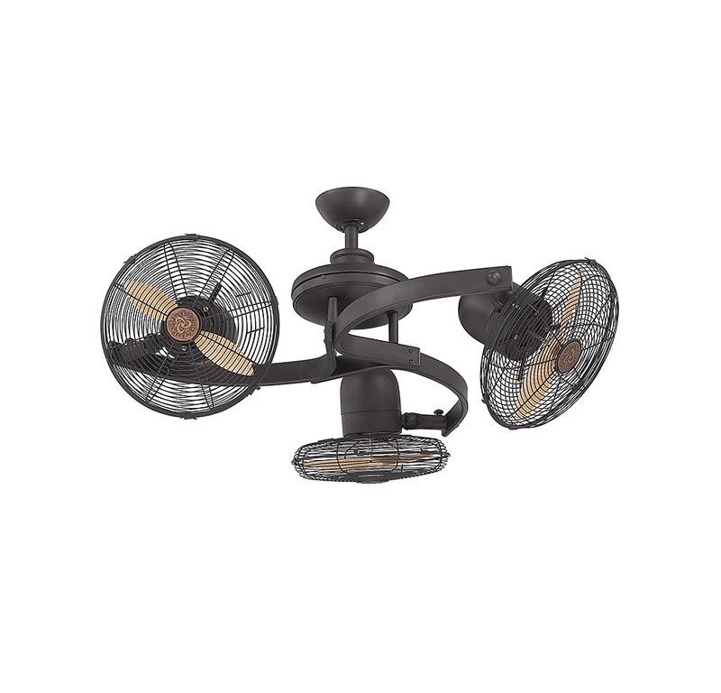 brayden studio oberlander 2 blade ceiling fan brys4308