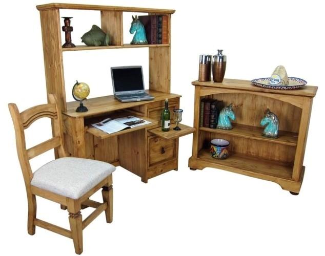 rustic home office furniture creativity