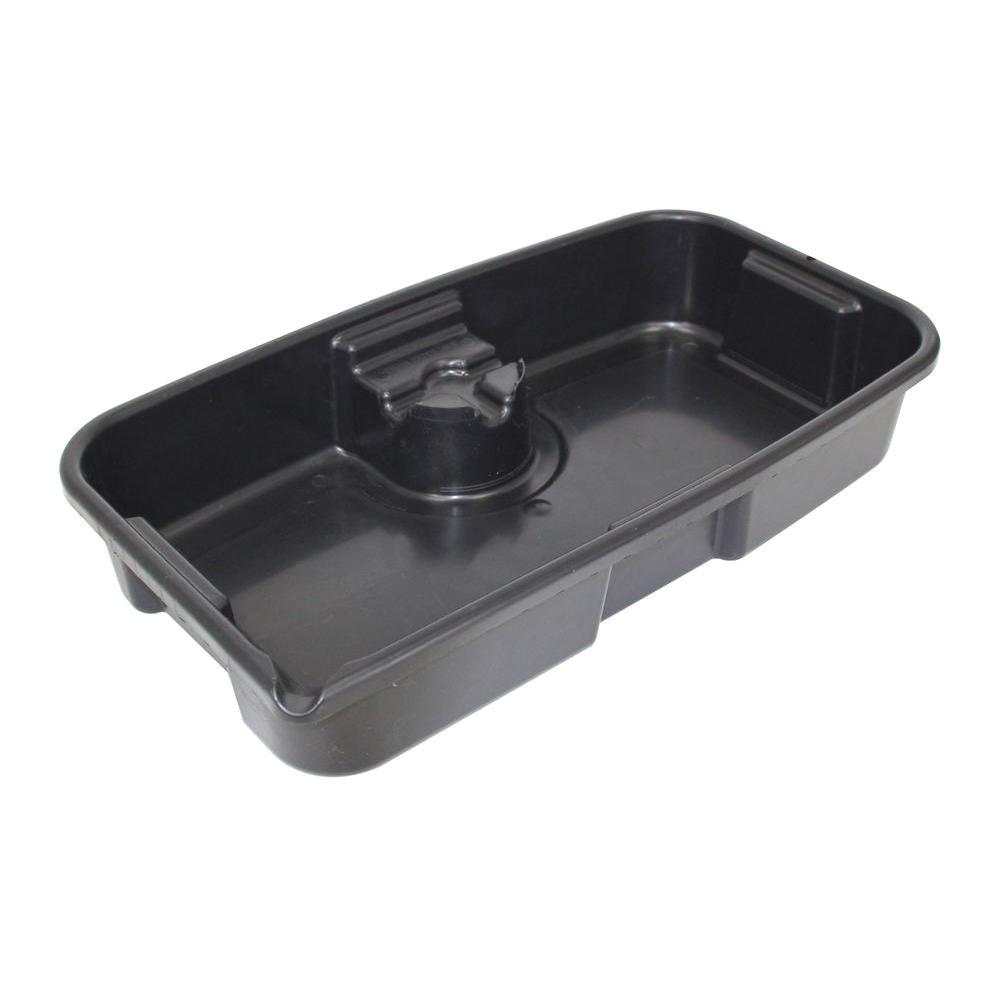 garage floor oil drip pan