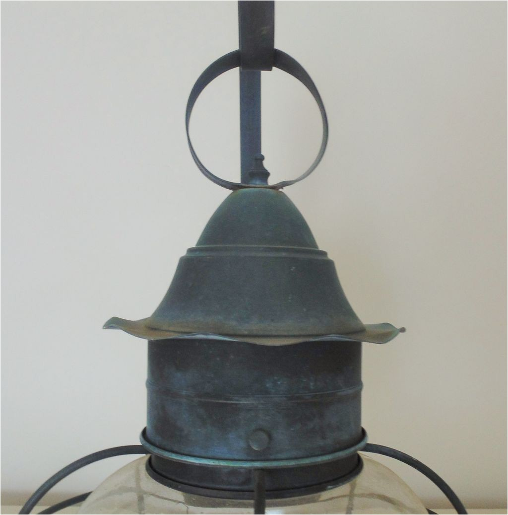 cape cod onion lantern wall lamp
