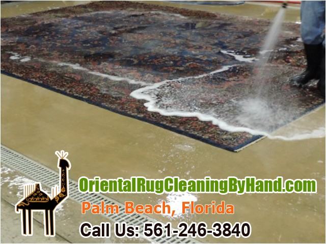 Oriental Rug Cleaning Boca Raton Rug Cleaners West Palm Beach Doodled by Lipstick Stain