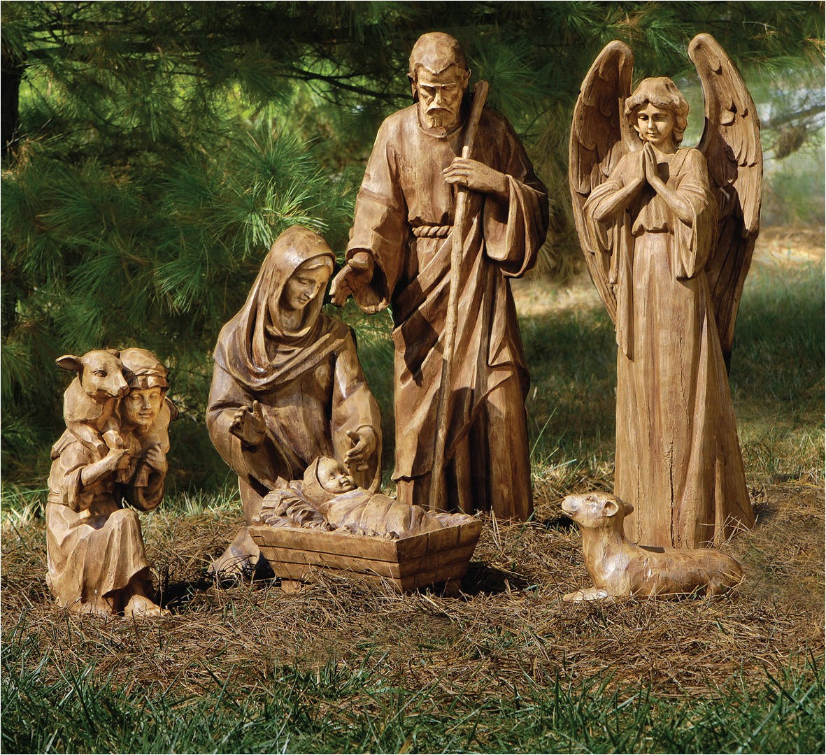 inspiring nativity sets for sale for christmas ornament ideas