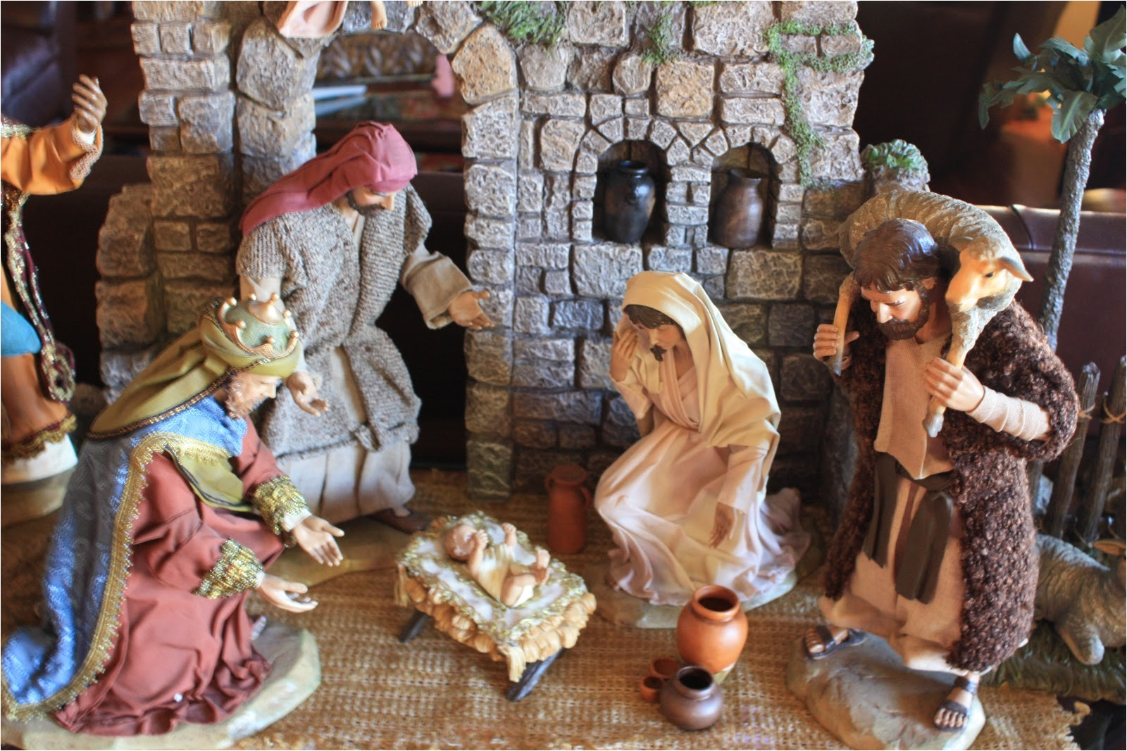 ewraophoto outdoor nativity sets costco