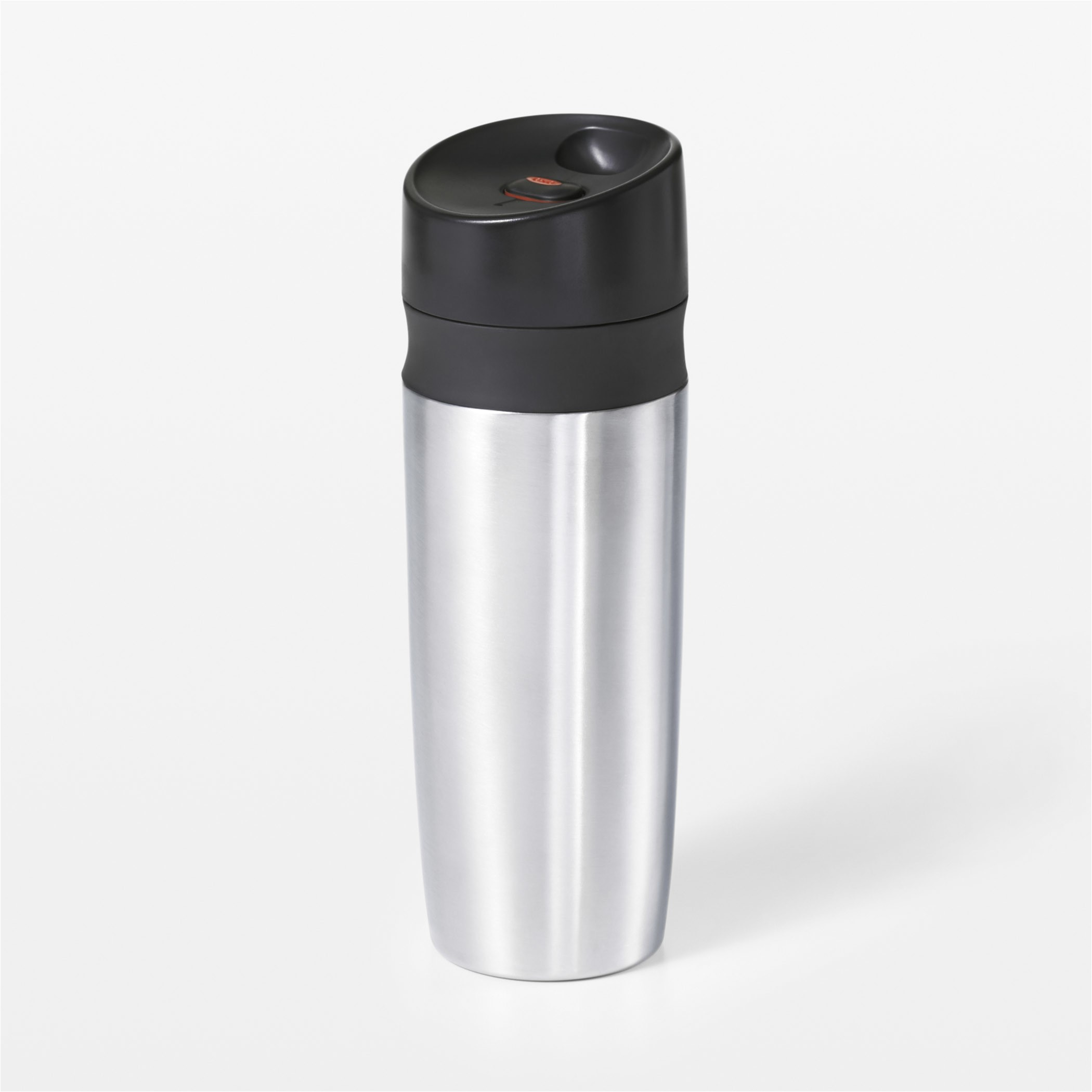 good grips 22 oz stainless steel double wall travel mug 11144600 oxo1705