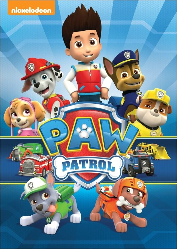 Paw Patrol Iron On Transfer Australia Paw Patrol Iron On Transfer A5 Size