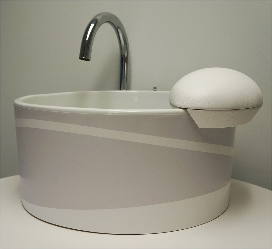 pedicure bowls sinks
