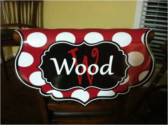 personalized magnetic mailbox cover