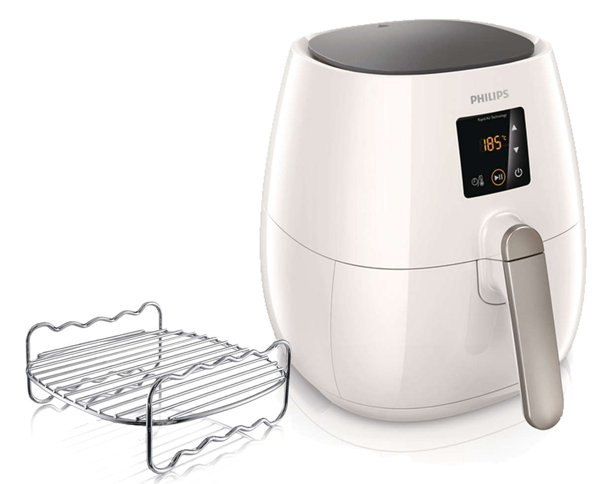 viva collection digital airfryer with rapid air technology