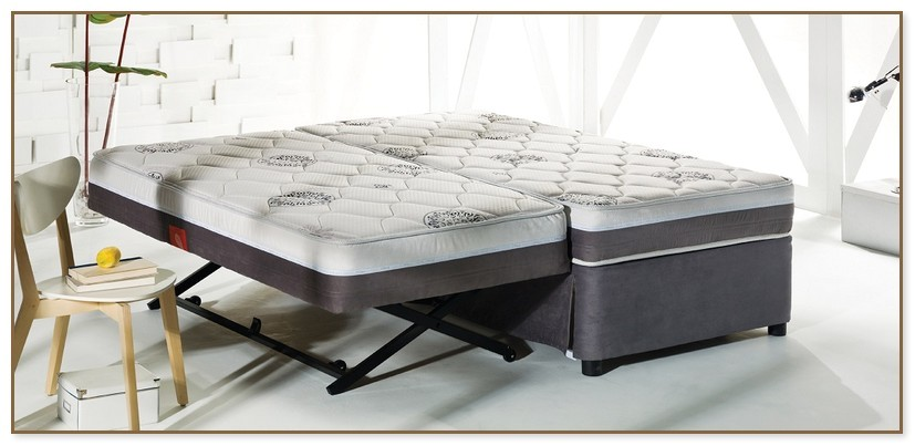 Pop Up Trundle Bed Twin to King Pop Up Trundle Bed Twin to King