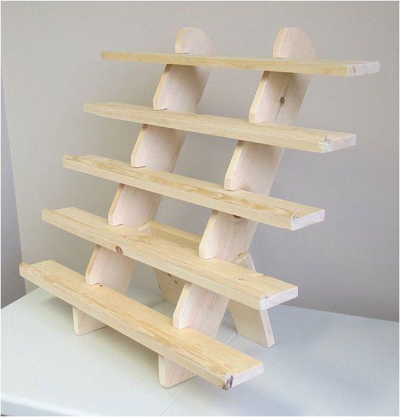 glamorous portable display shelves