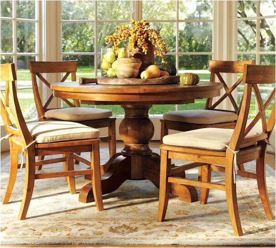 sumner pedestal dining table aaron chair set
